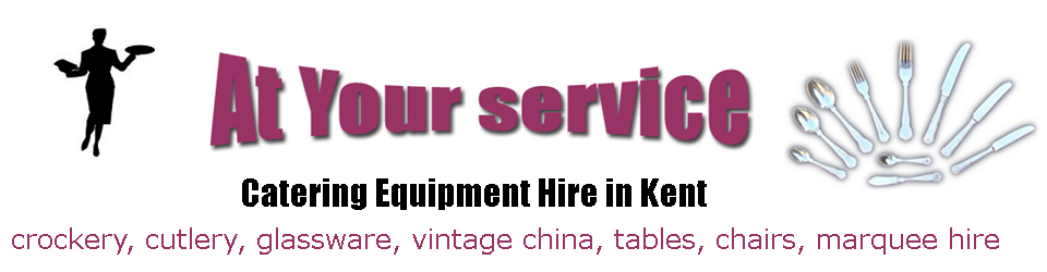 At Your Service Catering Equipment Hire