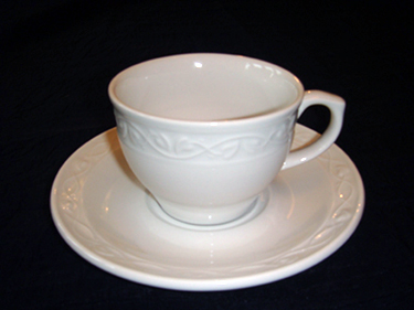 CHURCHILL CHATEAU CUP AND SAUCER